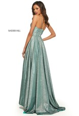 Sherri Hill Sherri Hill Royal/Silver 0