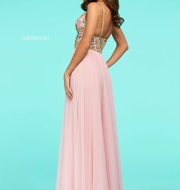 Sherri Hill Sherri Hill Light Blue 8