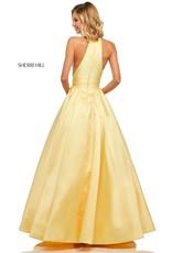 Sherri Hill Sherri Hill Yellow 4