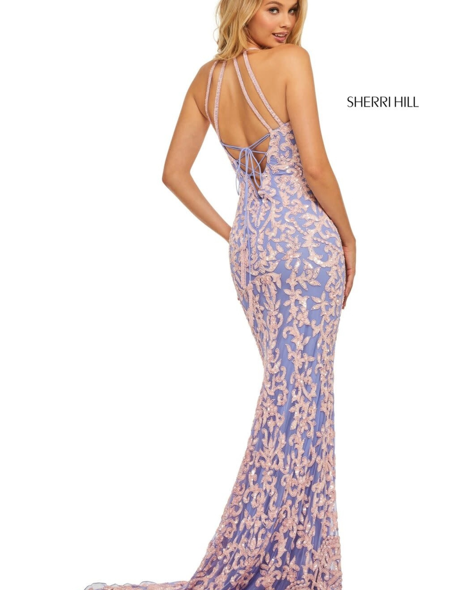 Sherri Hill Sherri Hill Periwinkle 0