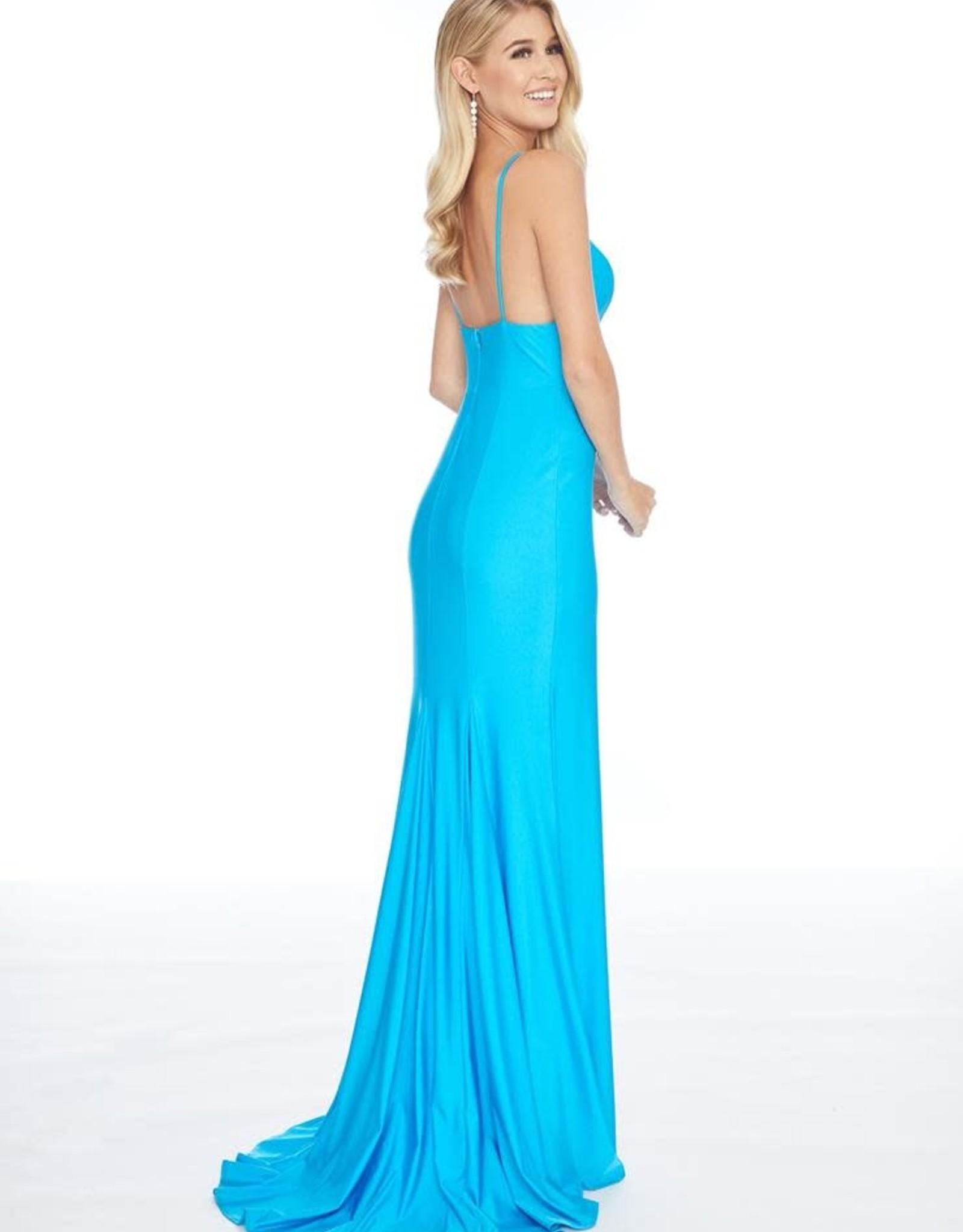 Ashley Lauren Ashley Lauren Turquoise 4