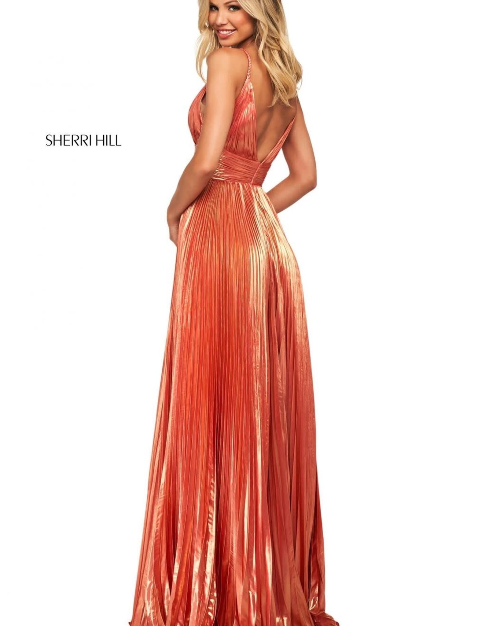 Sherri Hill Sherri Hill Coral 8