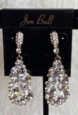 Jim Ball Jim Ball PV41320055 Clear/Gold