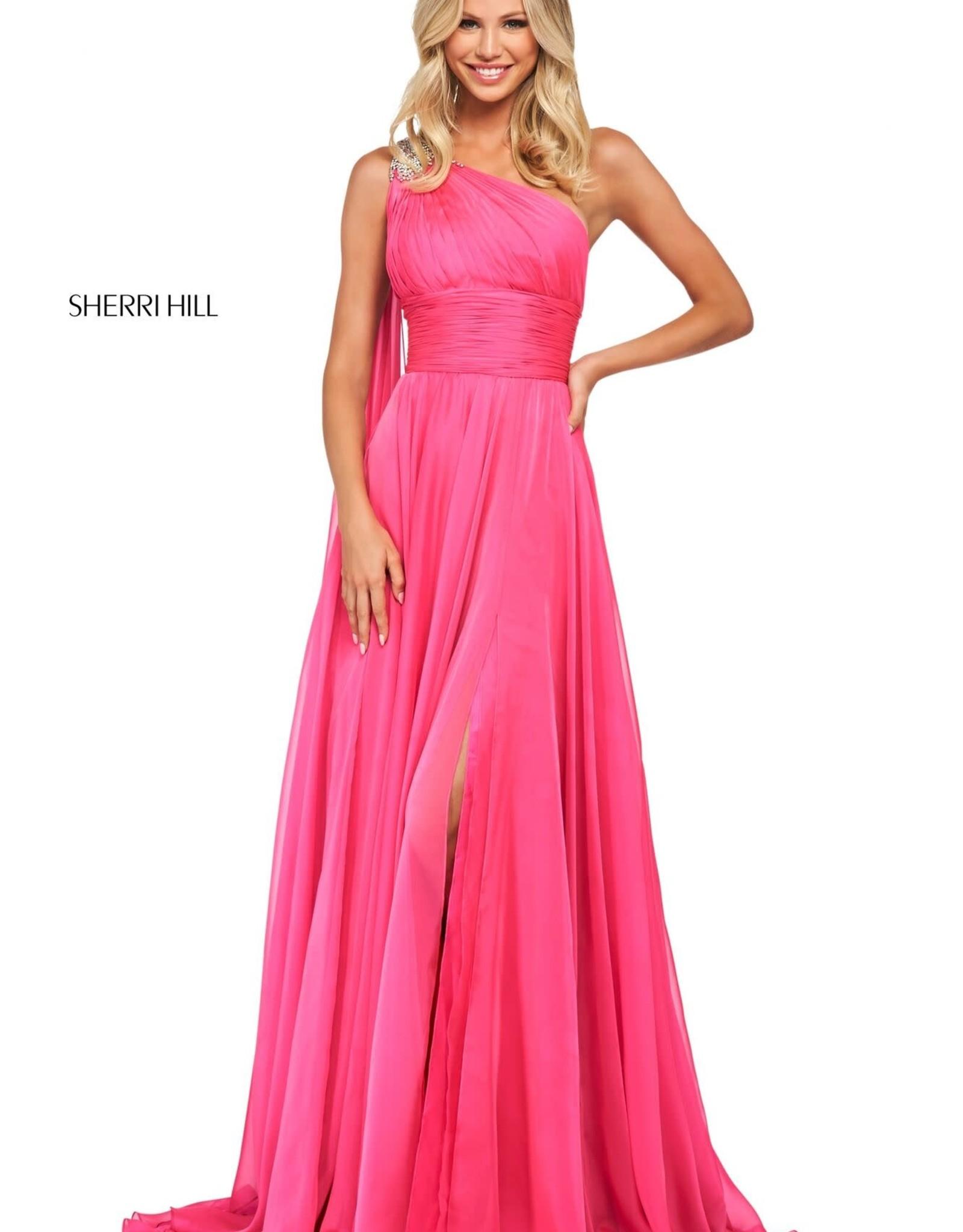 Sherri Hill Sherri Hill Fuchsia 00
