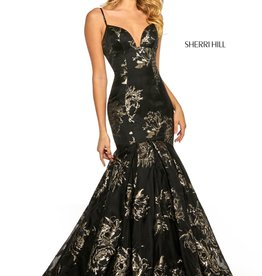 Sherri Hill Sherri Hill Black/Gold 2