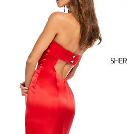 Sherri Hill Sherri Hill Blush/Navy 2