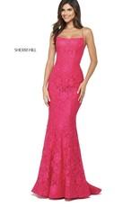 Sherri Hill Sherri Hill Bright Pink 12