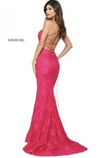 Sherri Hill Sherri Hill Bright Pink 12