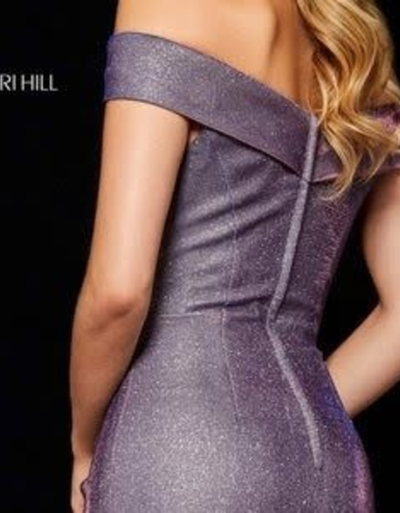 Sherri Hill Sherri Hill Electric Purple 14
