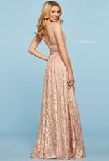 Sherri Hill sherri Hill Coral/Gold 0