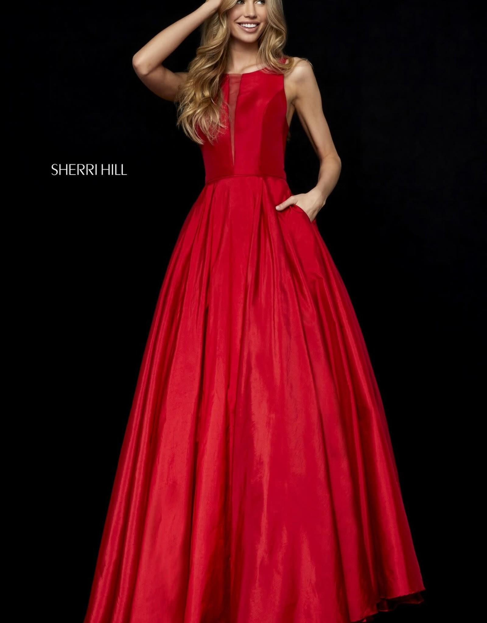Sherri Hill Sherri Hill Red 0