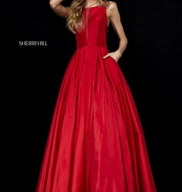 Sherri Hill Sherri Hill Red 0