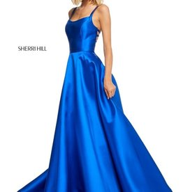 Sherri Hill Sherri Hill Royal 18