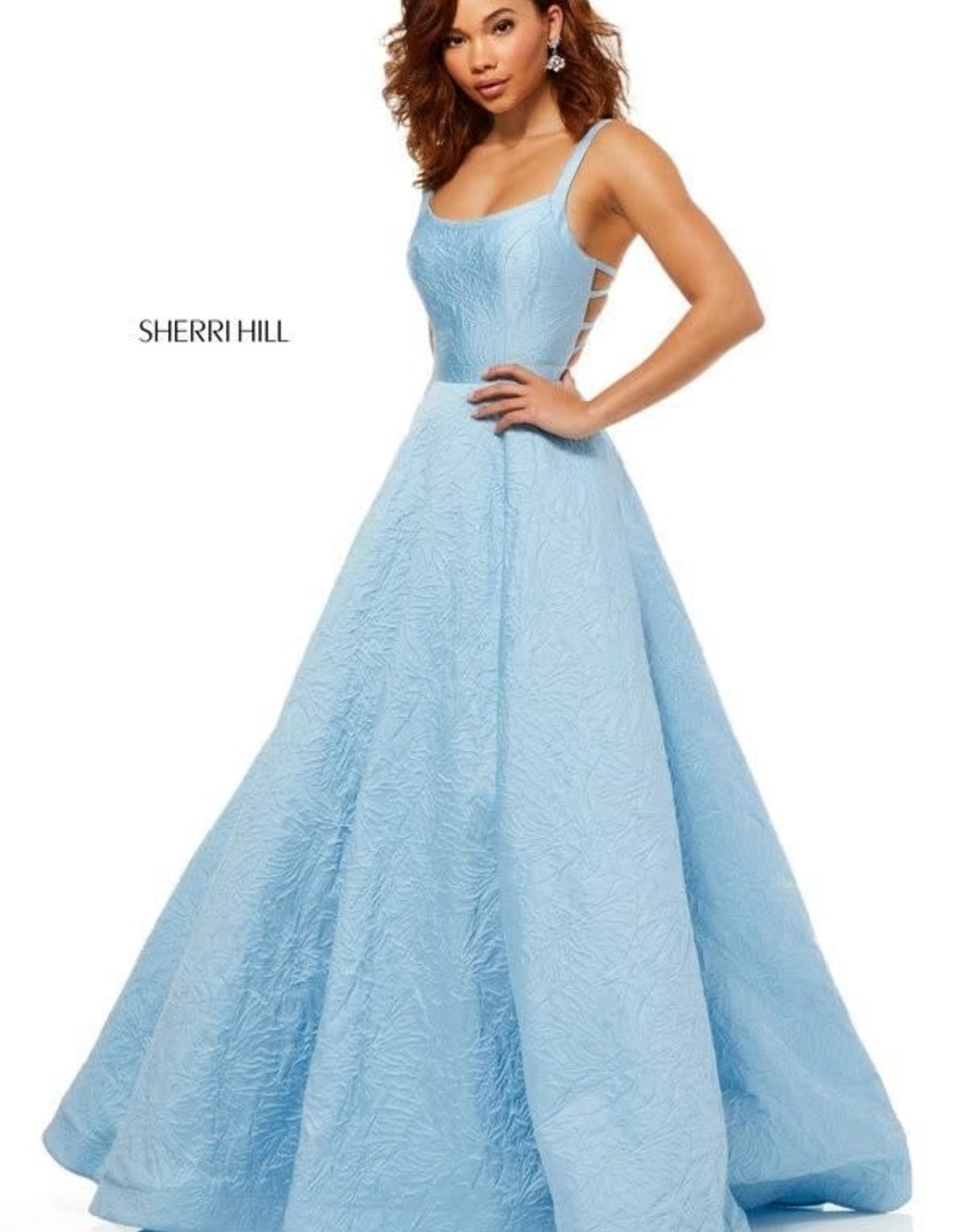 Sherri Hill Sherri Hill Light Blue 18
