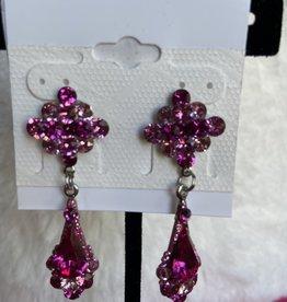 MHR Designs MHR designs Dark Pink/Light Pink Tear Drop