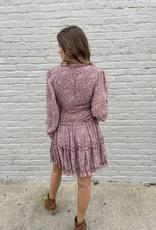 Rose Slither Me Dress