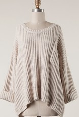Elisa Chenille Sweater