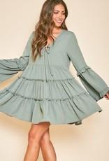 The Paula Flutter Dress