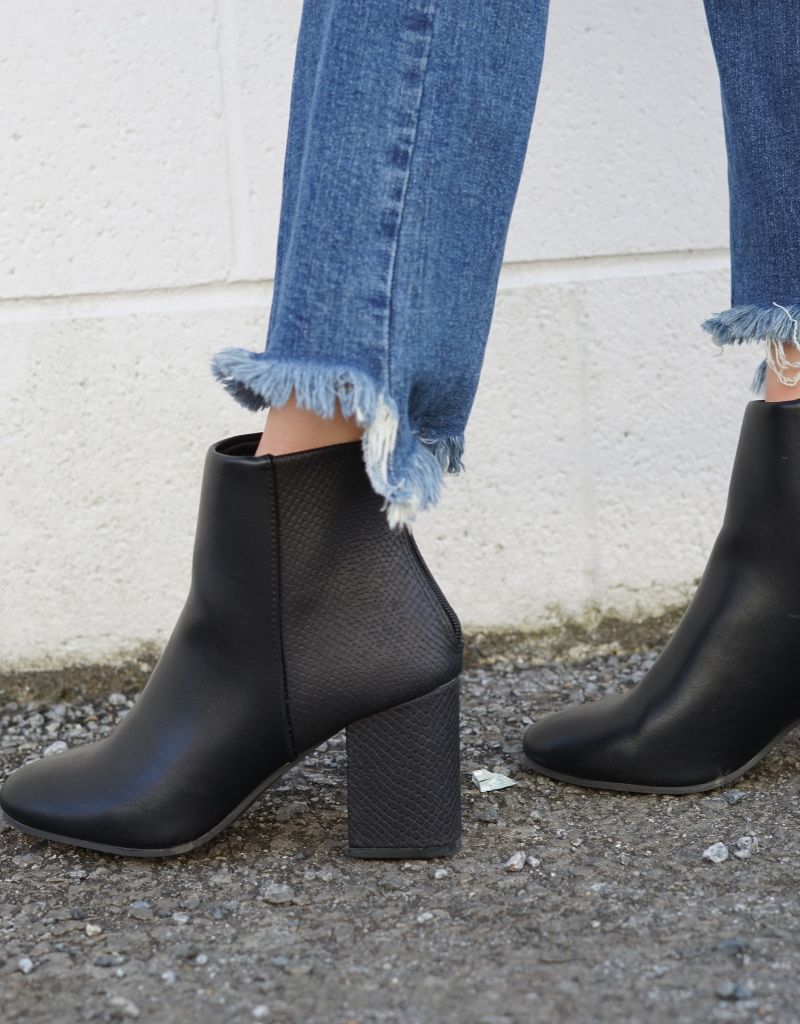 Brittany Booties