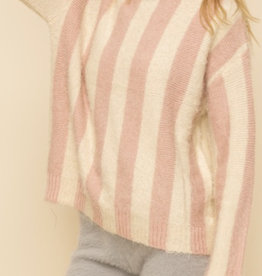 Angel Striped Sweater
