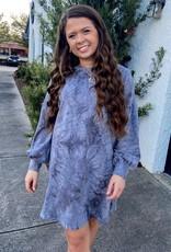 Tie Dye Comfy Dress