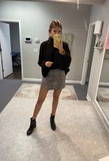 Stone Cheetah  Skirt