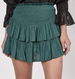 Holly Smocked Skirt