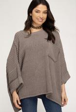 Camryn Chenille Sweater