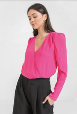 Avery Pink Top
