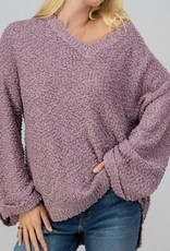Kynsley Popcorn Sweater