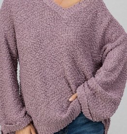 Kynsley Popcorn Sweater