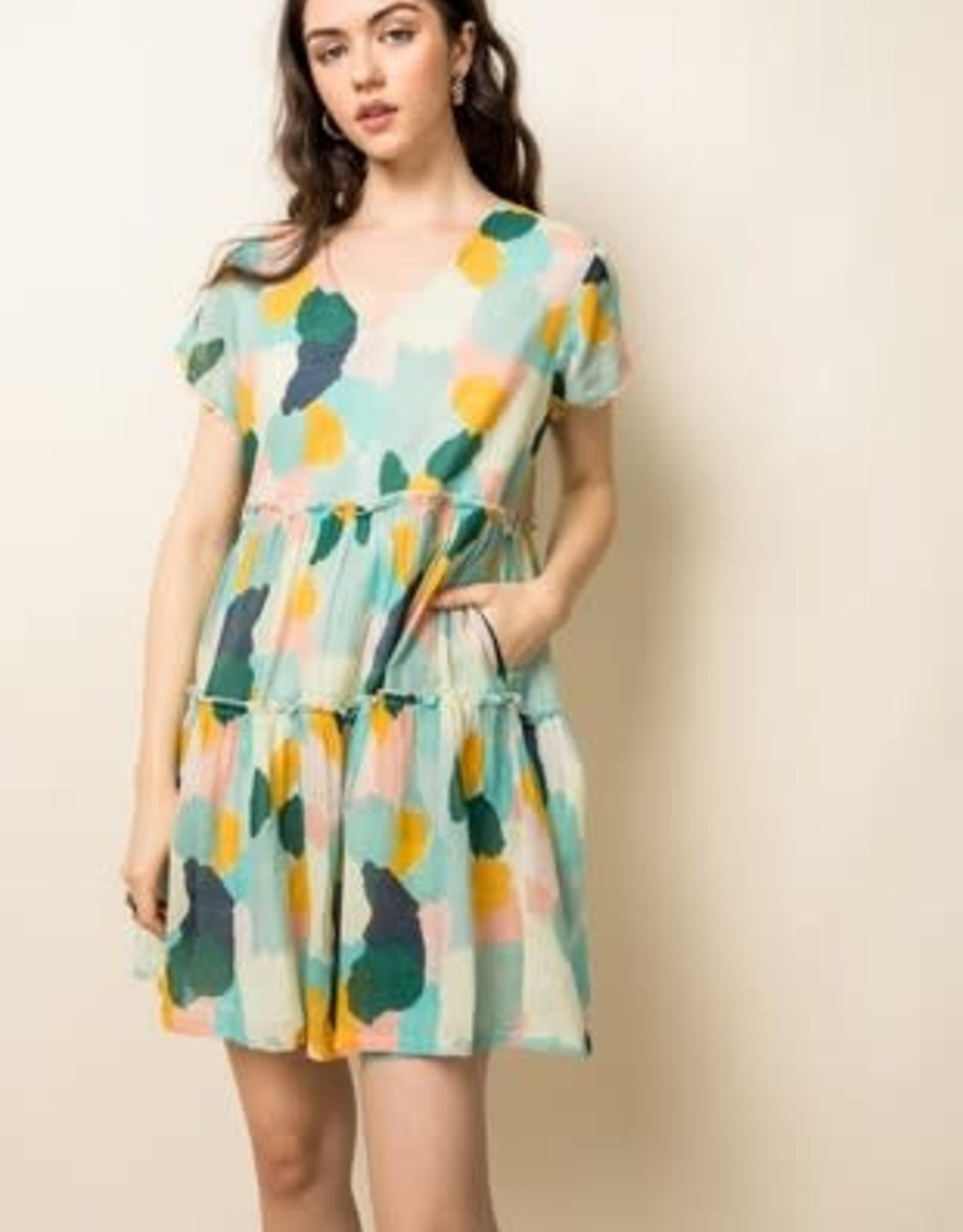 The Caren Dress