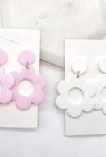 Bauble White Flower