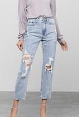Hi Girl , Girlfriend Jeans
