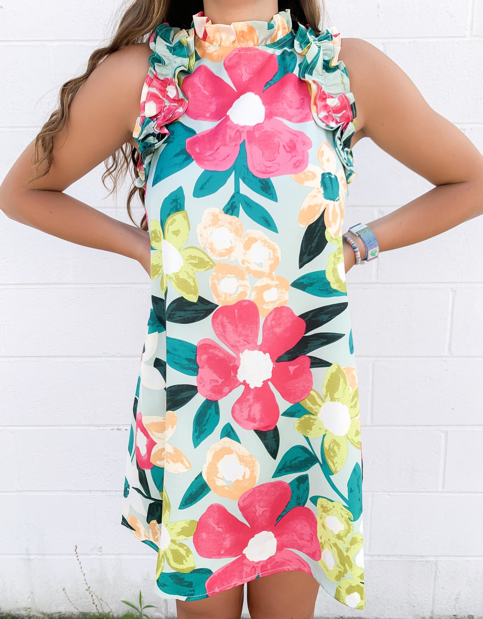 In the Tropics Dress