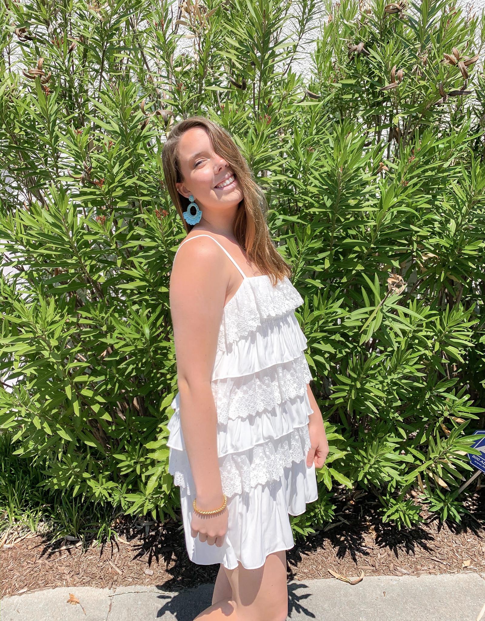 The Kayce Layered Dress