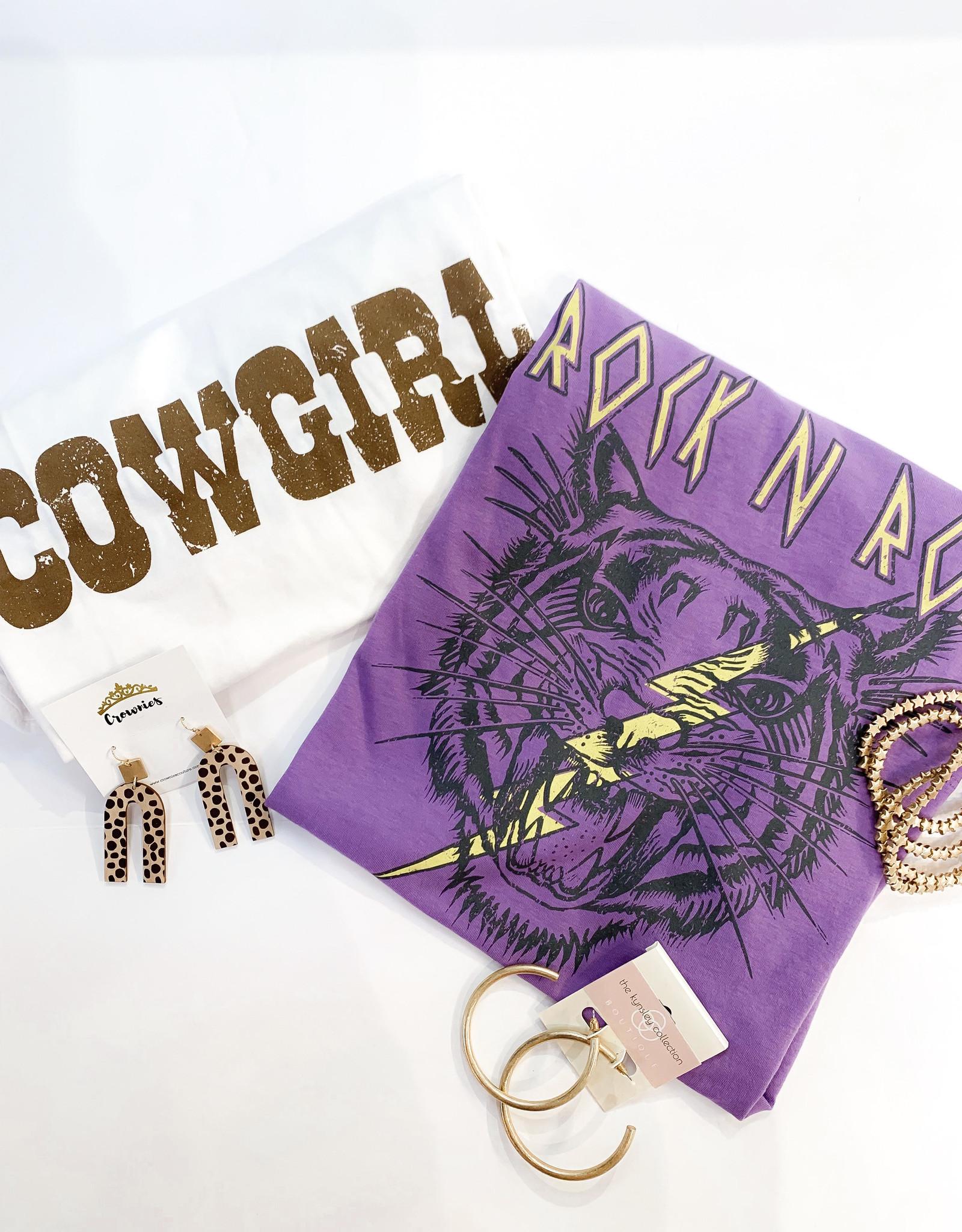 Cowgirl Tee