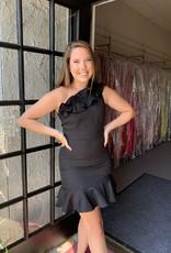 Reese Ruffle Dress