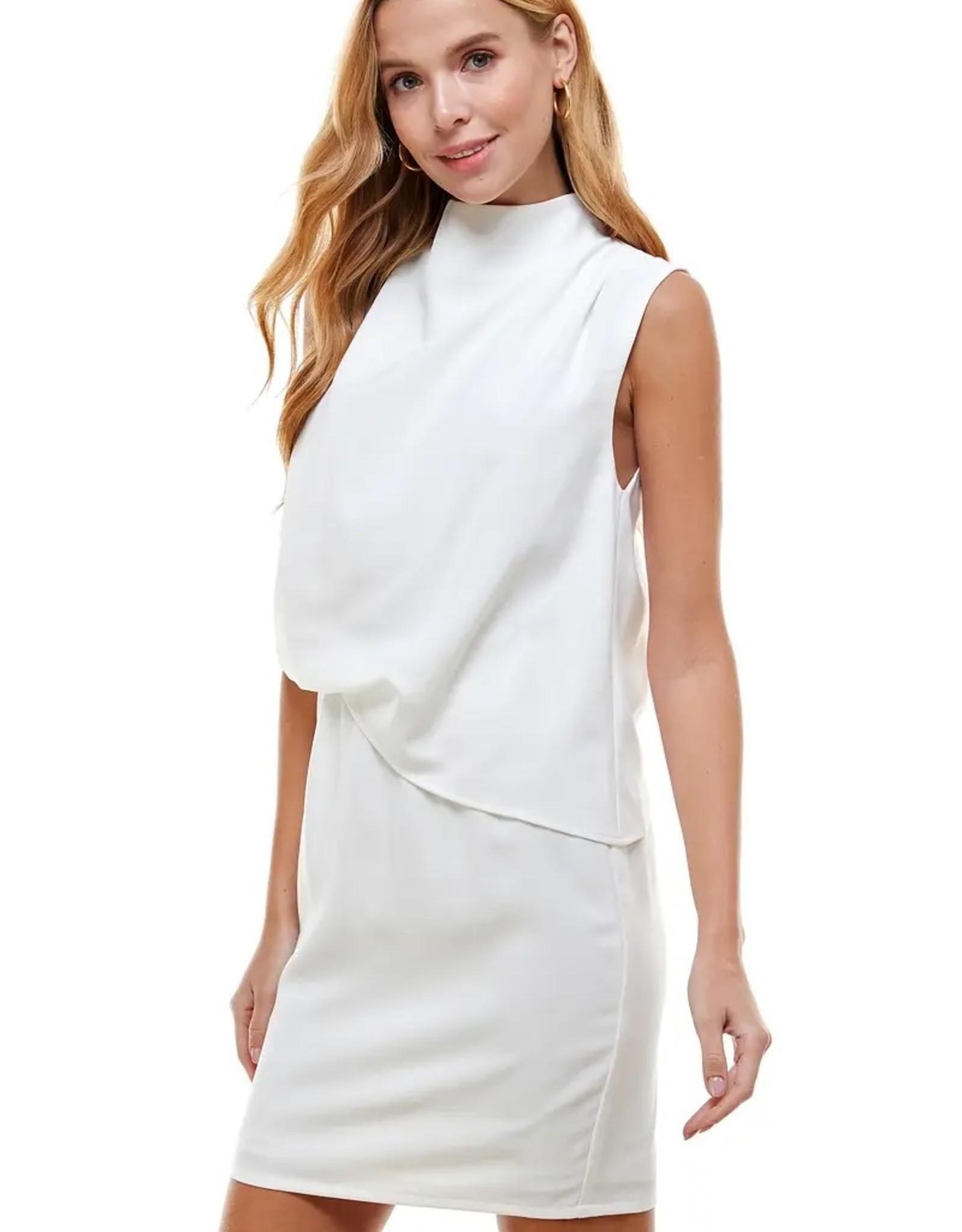 Marlow White Dress