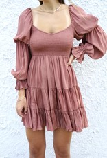 Victoria Smocked Dress