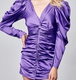 Color Me Violet Dress
