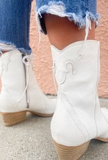 Step To The West Booties
