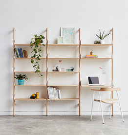 Gus* Modern Branch 3 - Desk Shelving Unit