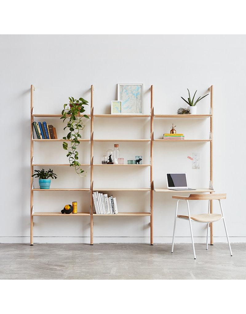 Gus* Modern Branch 3 - Desk Shelving Unit