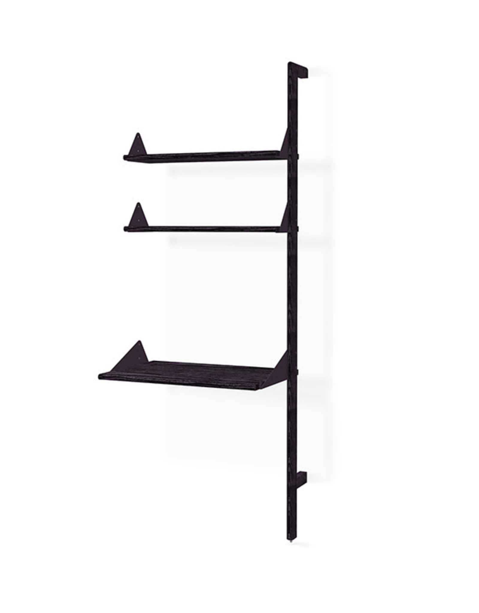 Gus* Modern Branch Desk Shelving Unit Add-on