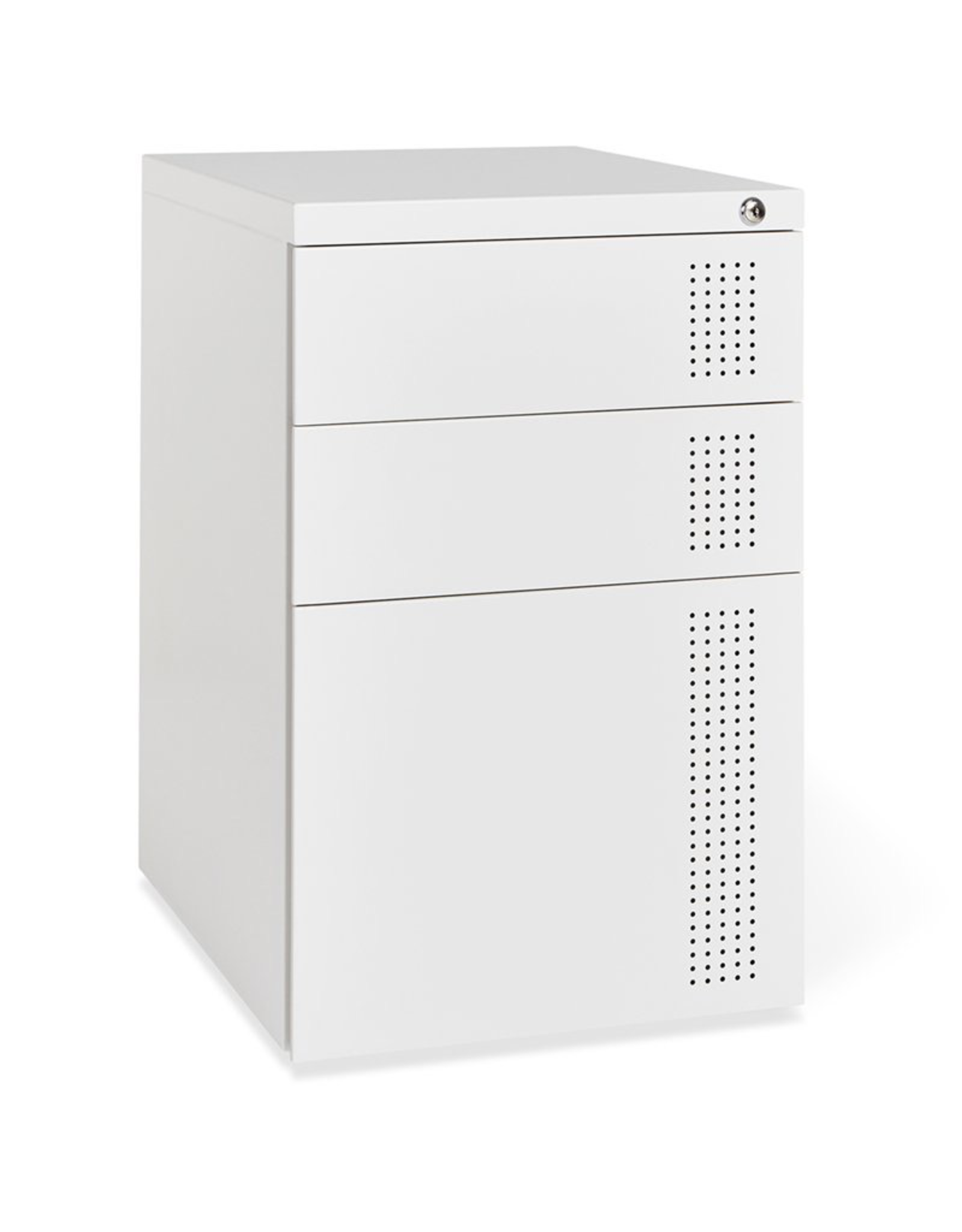 Gus* Modern Perf File Cabinet