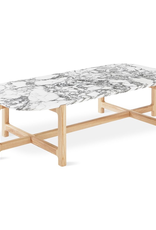 Gus* Modern Quarry Coffee Table, Rectangular