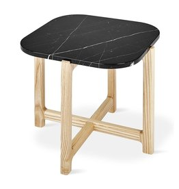 Gus* Modern Quarry End Table