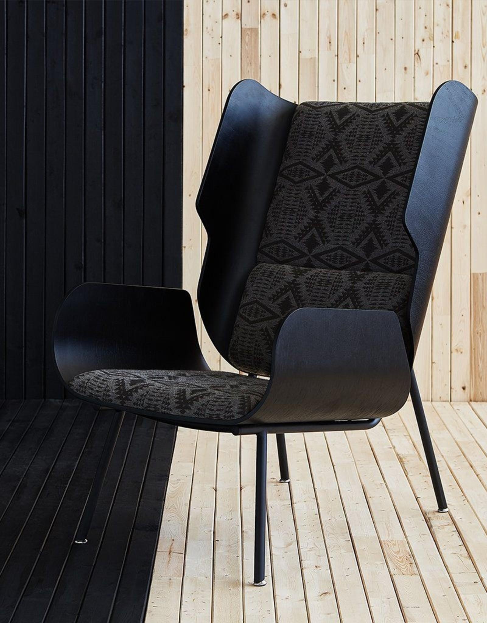 Gus* Modern Elk Chair, Pendleton Canyon Lands Desert