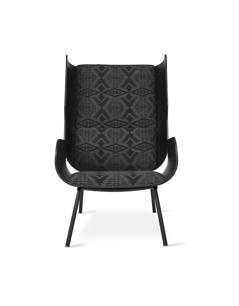 Gus* Modern Elk Chair, Pendleton Canyon Lands Desert